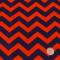 zigzag(赤&紺)